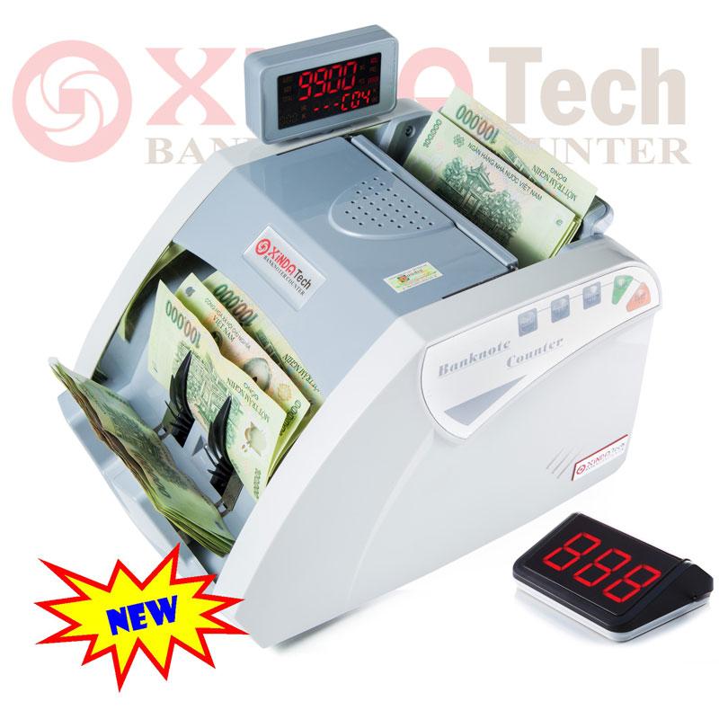 Máy đếm tiền Xindatec H9900