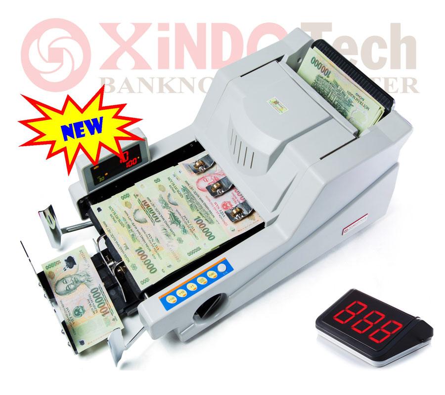 Máy đếm tiền Xindatec 9699A