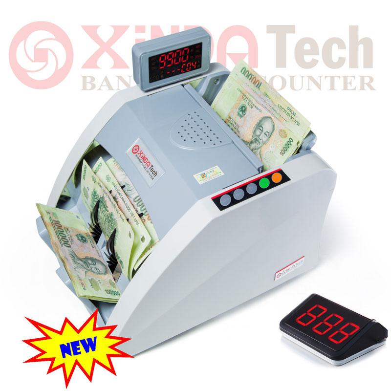 Máy đếm tiền Xindatec 9900A