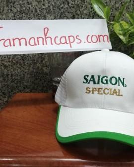 Mũ Quảng Cáo - Bia Sài Gòn