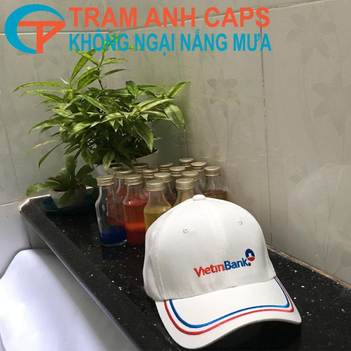 Mũ Quảng Cáo - Vietinbank