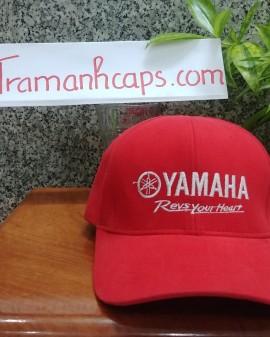 Mũ Quảng Cáo - Yamaha