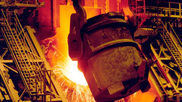 ứng dụng ngành luyện thép
