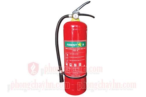 Bình chữa cháy bột Firestar