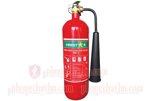 Bình chữa cháy Firestar