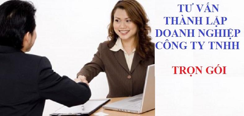 Dịch vụ thành lập công ty TNHH