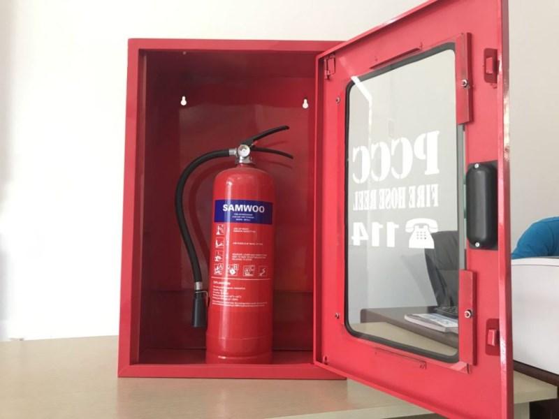 Tủ đựng bình chữa cháy