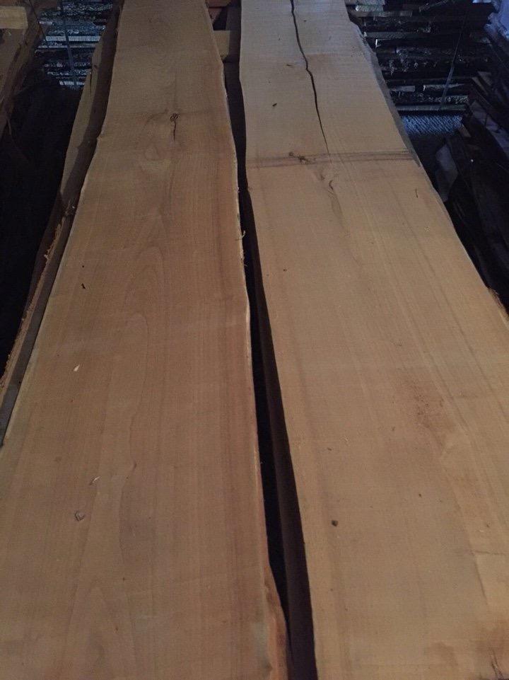 Gỗ Cherry (gỗ anh đào) 22mm