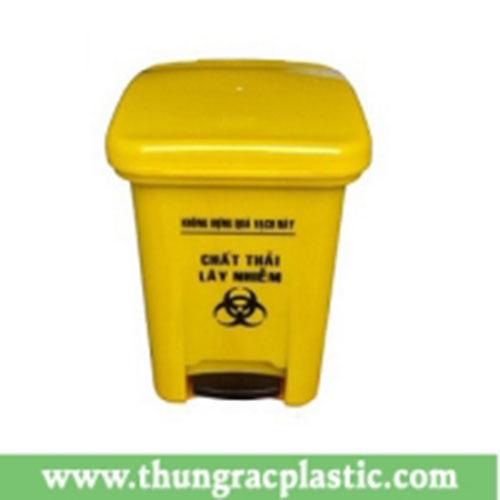 Thùng rác y tế 15L