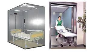 Thang máy tải bệnh nhân