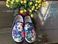 Giày bé gái AK