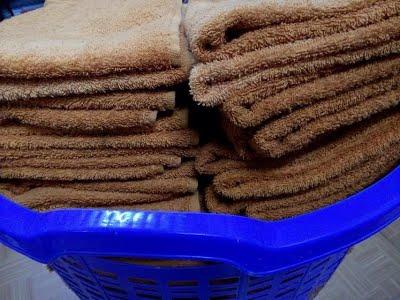 Giặt là công nghiệp Sáu Vinh