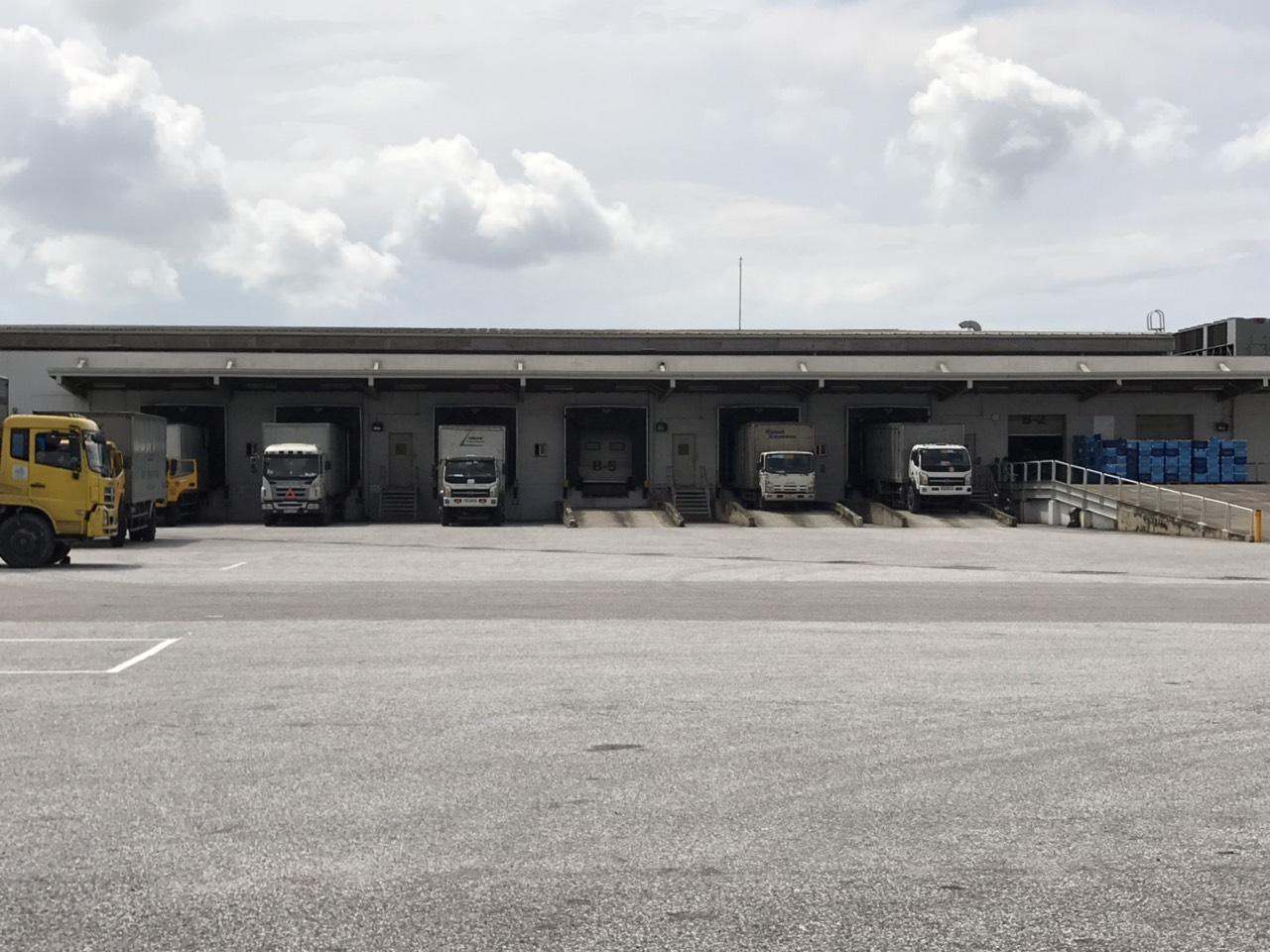 Bãi đỗ xe