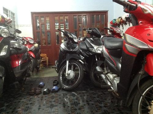 Cho thuê xe máy tại Vũng Tàu
