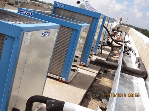 Lắp đặt máy lạnh công nghiệp