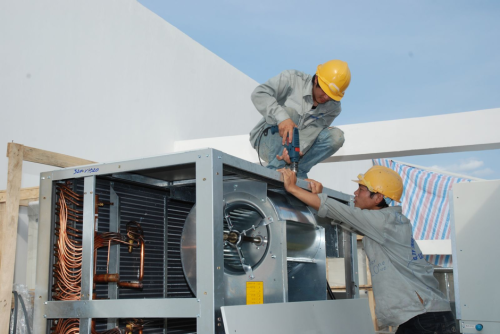Lắp đặt bảo trì máy lạnh công nghiệp