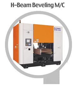 Máy chế tạo & gia công xử lý thép