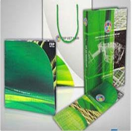 Thiết kế in ấn bộ nhận diện thương hiệu