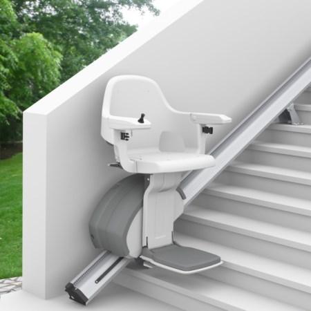 Cầu thang nâng
