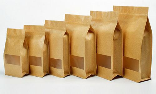 Túi zipper giấy