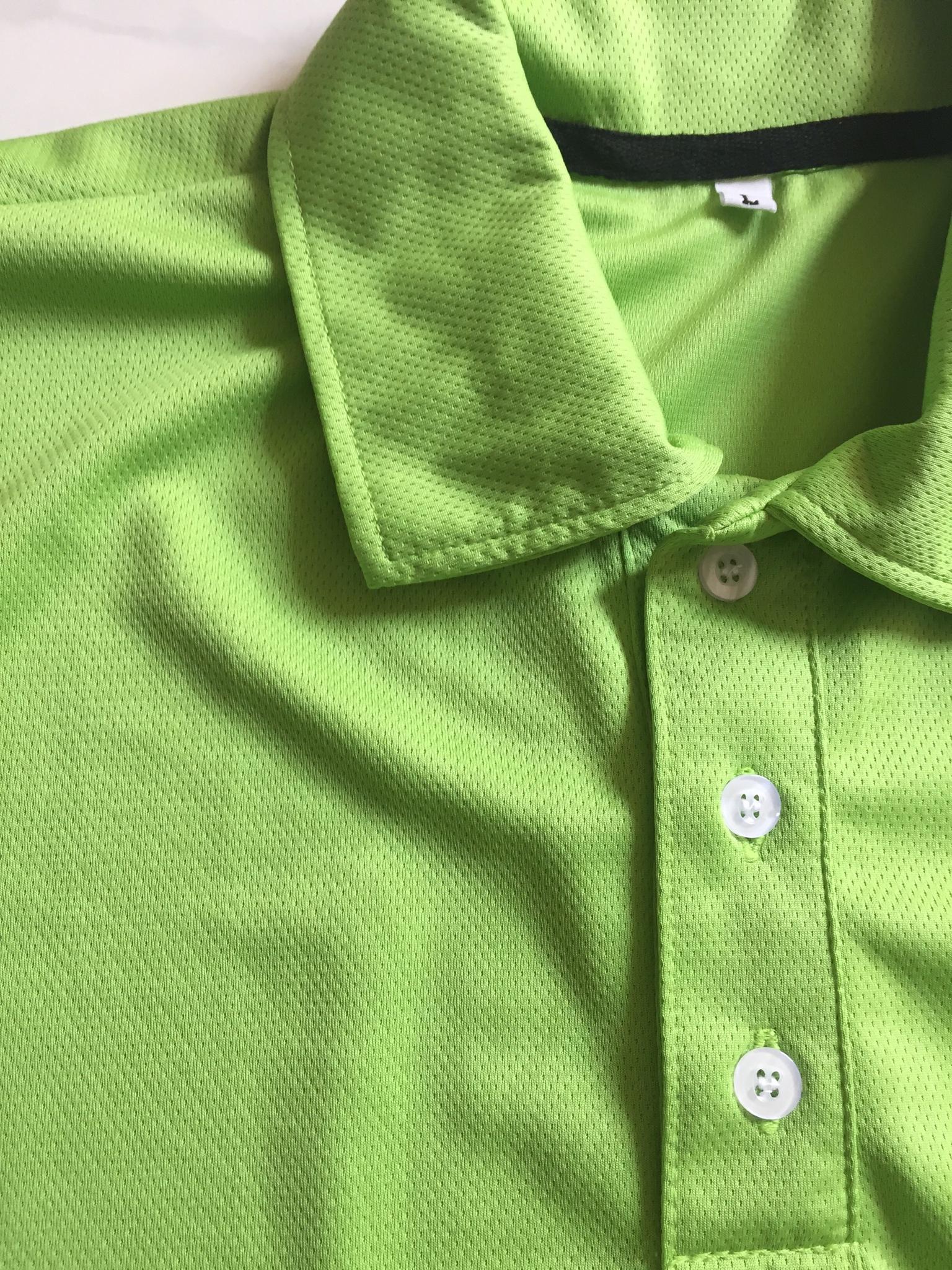 áo thun cổ trụ