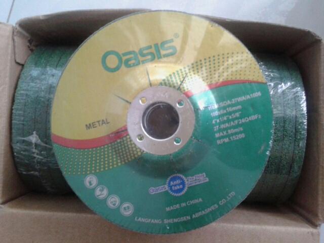 Đá mài hiệu Oasis