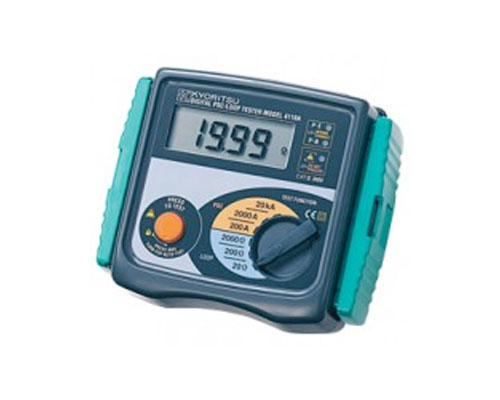 Đồng hồ đo điện trở đất Kyoritsu