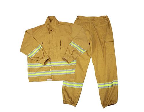 Quần áo bảo hộ PCCC TT/48 - BCA