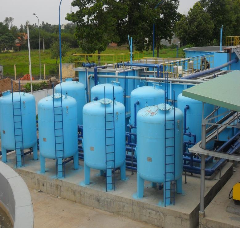 Hệ thống xử lý nước thải, khí thải