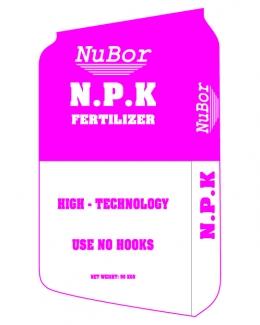 Phân bón NPK Nubor