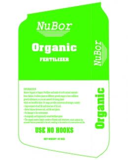 Phân bón hữu cơ Nubor