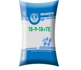NPK 18-9-18+TE nhập khẩu