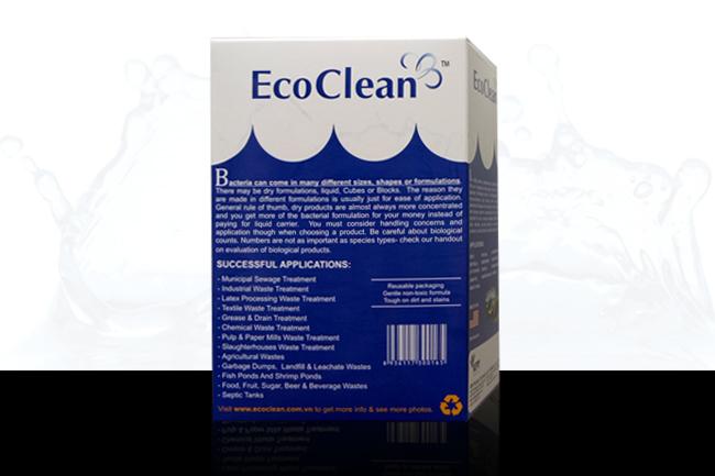 Ecoclean các loại
