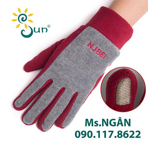 Găng tay chống nắng