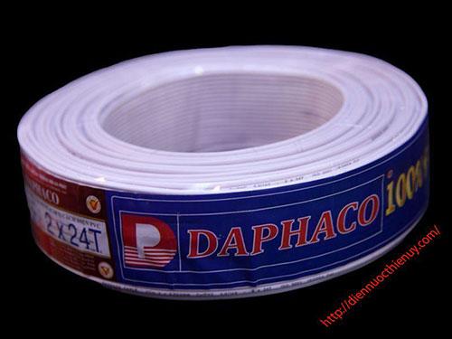 Dây cáp điện Daphaco