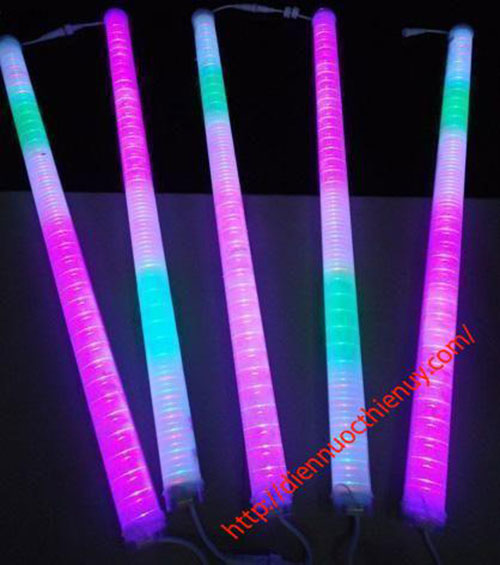 Đèn led ống 7 màu
