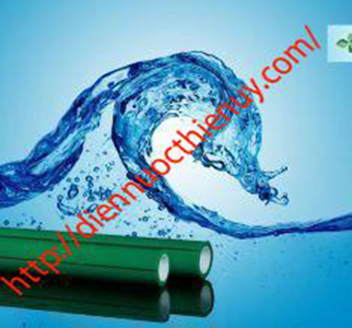 Ống nước nóng Demax