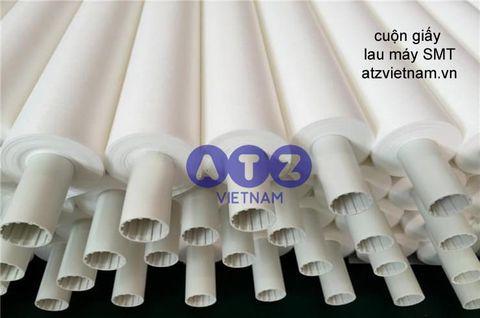 Cuộn giấy lau máy SMT