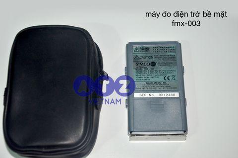 Máy đo độ tĩnh điện Simco FMX-003