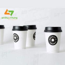 Ly giấy dành cho cà phê