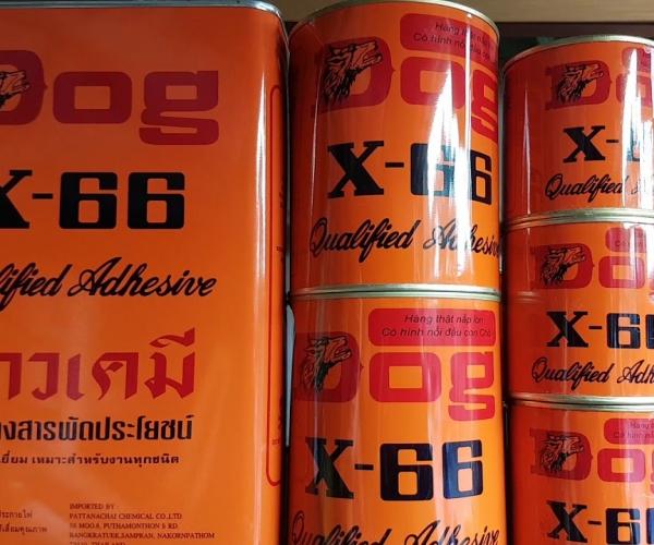 Keo Dog X66 (600ml)