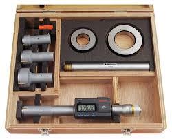 Panme đo lỗ điện tử