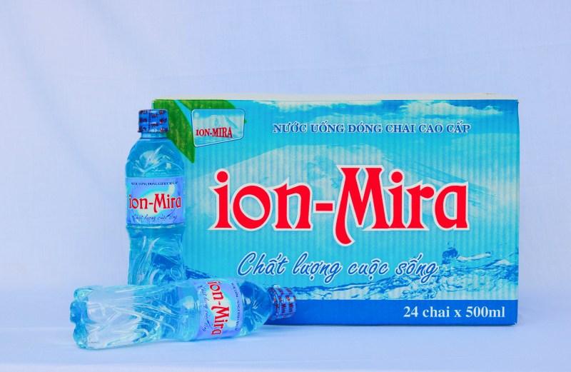 Nước uống Ion-Mira