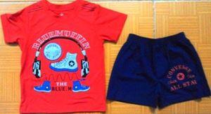 Bộ quần áo bé trai