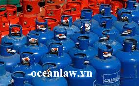 Giấy phép kinh doanh gas