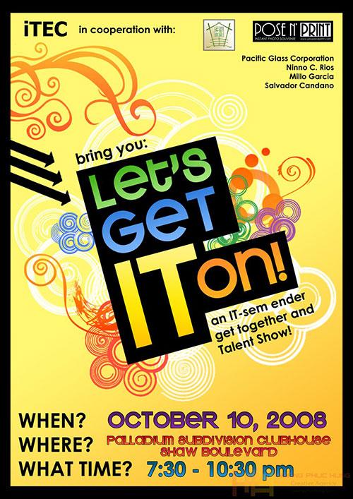 Thiết kế Poster quảng cáo
