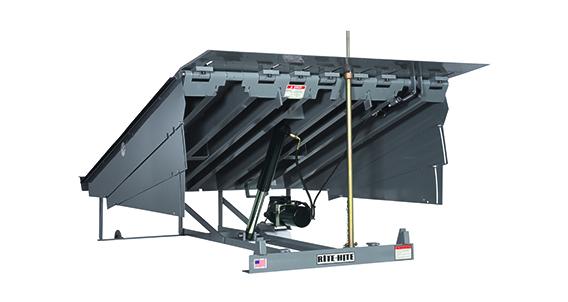 Dock Leveler thủy lực