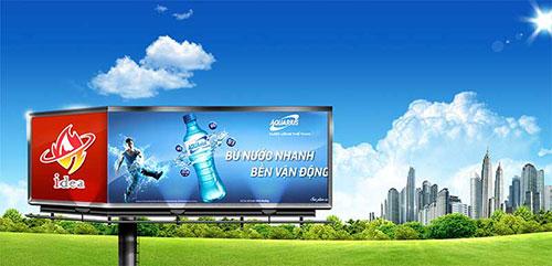 Bảng pano quảng cáo