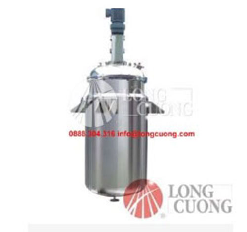 Bồn chứa tank kết tủa cồn rượu 1