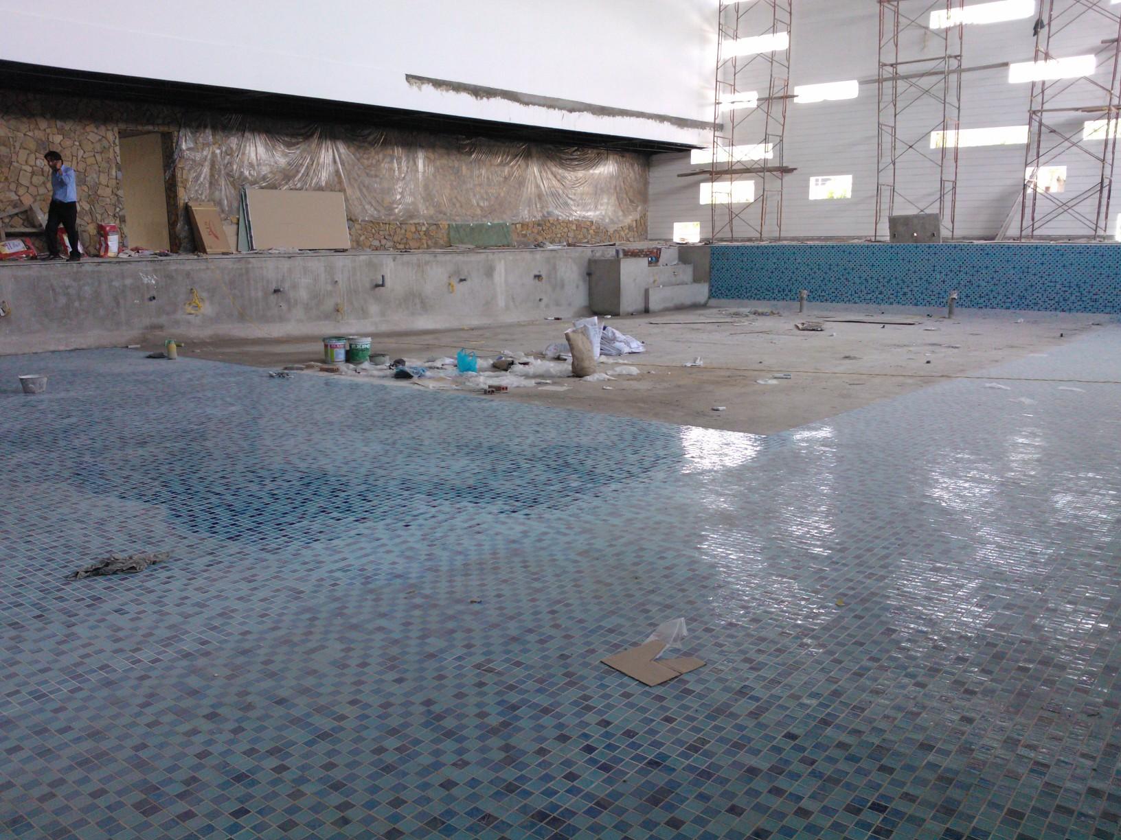 Cung cấp và thi công kính bể bơi